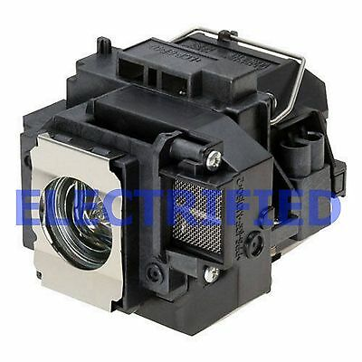 ELPLP58 V13H010L58 LAMP IN HOUSING FOR EPSON PROJECTOR MODEL Powerlite1220