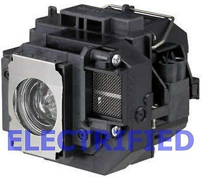 Elplp54 V13H010L54 Lamp In Housing For Epson Ebx8 Ebw7 Ebx7 Ebw8 Ebs8 Ebs72