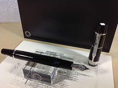 Montblanc FOUNTAIN Pen Musicist Donation 2003 Toscanini in Box Mont Blanc NEW