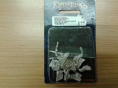 LOTR Lord Of The Ring RIDER OF THE DEAD 2 metal OOP sealed