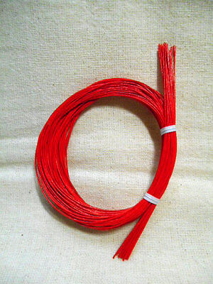 Mizuhiki Japanese Decorative Paper Strings Cord Wrapping Red Brand-New Japan
