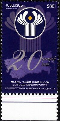 Commonwealth of Independent States - 20. Joint Issue. ARMENIA 2011 (**)