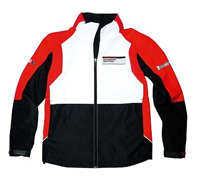 PORSCHE Men's Genuine Windbreaker Jacket Motorsport Selection WAP-807-00L-0F