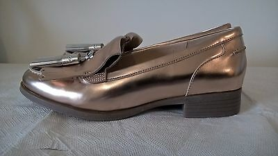 New Clarks  Womens Busby Folly Shoes Uk Size 6