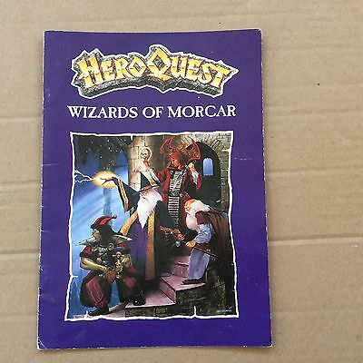 Heroquest expansion - Wizards Of Morcar, incomplete