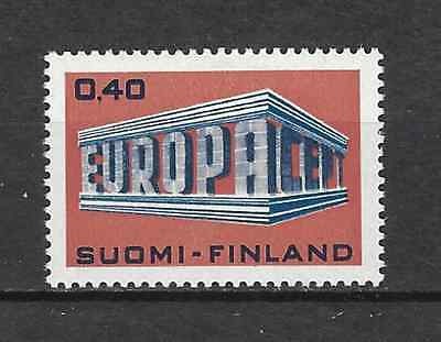 FINLAND - EUROPA CEPT 1969 - Stamps unused MNH**