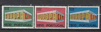 PORTUGAL - EUROPA CEPT 1969 - Stamps unused MNH**