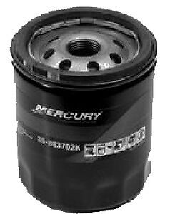 New Oil Filters quicksilver 35-883702q Fits MCM V-6 models without remote oil fi