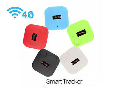 Tile Bluetooth 4.0 iTag wireless Anti Lost Alarm keyring object finder kids bag