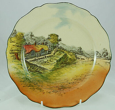 Royal Doulton Series Ware - Countryside Cottage - D3647