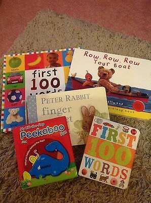 Bundle Books for baby