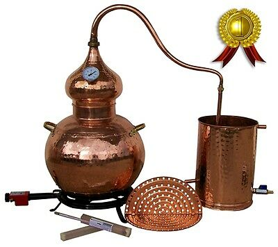 Distiller 30 liters Complet - Alambic - Alambicco - Alembic - Still