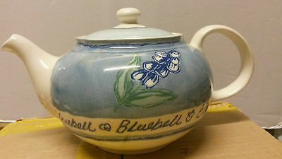 Royal Stafford ,Bluebell 6 cup Teapot.