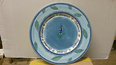 "Royal Stafford ,Bluebell 11"" Dinner Plates x 2."