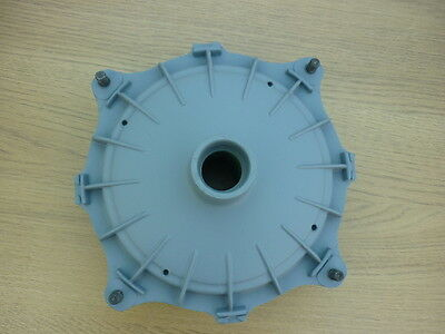 LAMBRETTA NEW Front Brake Drum / Hub - SIL: suitable for LI/TV/SX/GP