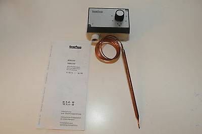 Charmilles Robofil Trafag Ministat Thermostat Temp Gauge S34 609 1011