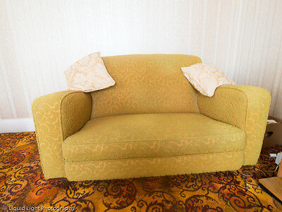 1940s Sofa with two arm chairs