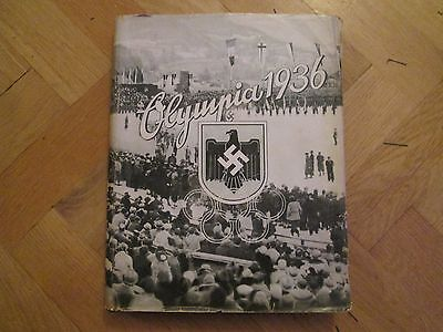 1936 olympic book