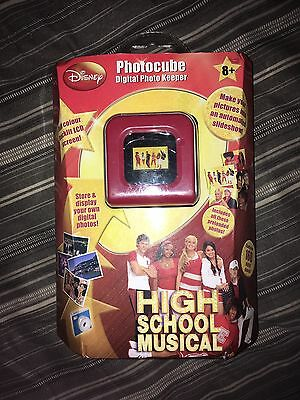 High School Musical Photo Cube Brand New In Box