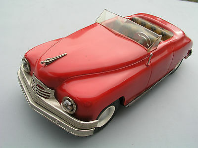 Packard Motor Car Co. Convertible Toy