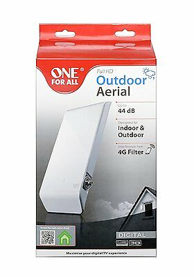 One For All Amplified Outdoor Aerial SV9450 DAB