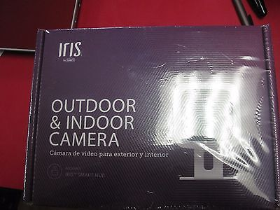 Iris OUTDOOR INDOOR CAMERA NEW