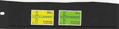 Cyprus  1971 Europa MLH