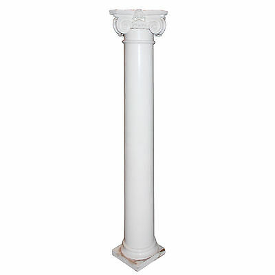 Salvaged Antique Ionic Column, Early 1900s, NMI112