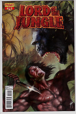 Lord Of The Jungle #14 Dynamite Comics