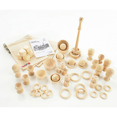 Heuristic Play Starter Set 70 Pieces