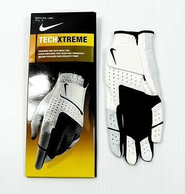 Nike Golf Techxtreme Regular Golf Glove | Mens | Small | 22cm Lefthand | Nib