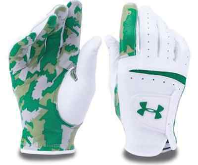 Under Armour Strike Skin Camo Glove | Mens | Med | Left Hand | WhtCamo | Nwts