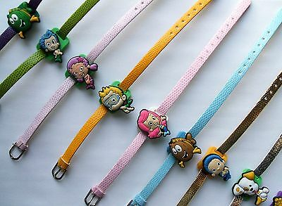SHOE CHARM BRACELETS (M3) - inspired by BUBBLE GUPPIES