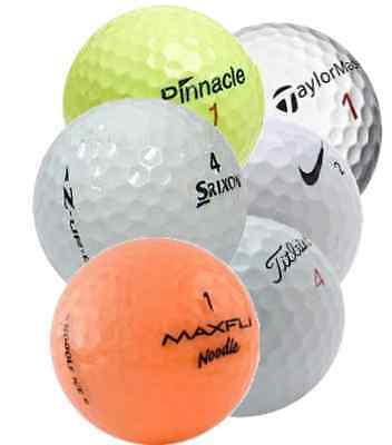 200 A/Hack Hit Away Mix Used Golf Balls (1A) - FREE SHIPPING-