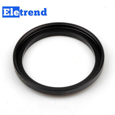 40.5mm-49mm Male-Famale Step-Up Lens Filter Hood Cover Ring Adapter