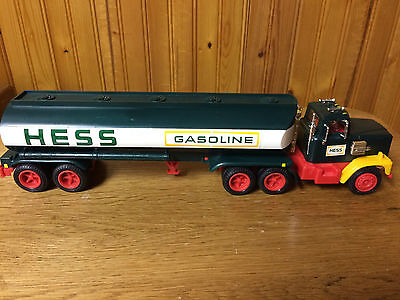 Mint 1977 Hess Fuel Tanker