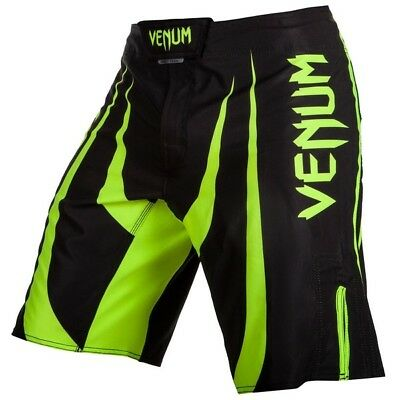Venum  MMA Fight Shorts 'Predator X' Black/Neo