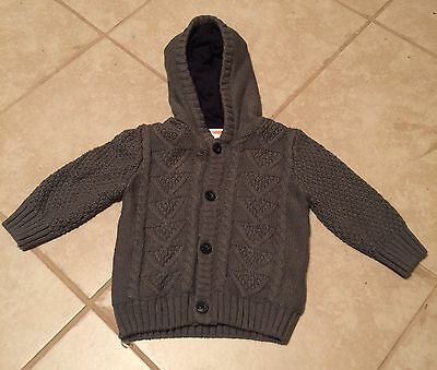 Boys Gymboree Sweater 6-12 Months