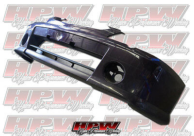 plastic VY SS & S pac Front bumper bar COSMOS PURPLE
