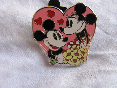 Disney Trading Pins 95864: Disney Couples - Mystery Pack - Mickey and Minnie Mou