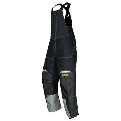Klim Klimate Insulated Winter Sled Cold Weather Snowmobile Bibs