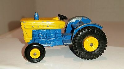 Matchbox Lesney FORD TRACTOR 39 C ~ Made in England in 1967