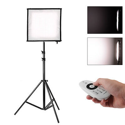 5500K LED Flexible Dimmable Photo Video Light Panel for Studio Photography LF741