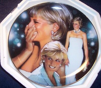 Princess of style Franklin mint collector's plate # HB1197