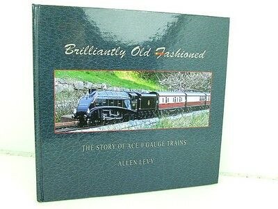 Ace Trains The Story of Ace O Gauge Trains Hardback Edition Book By Allen Levy