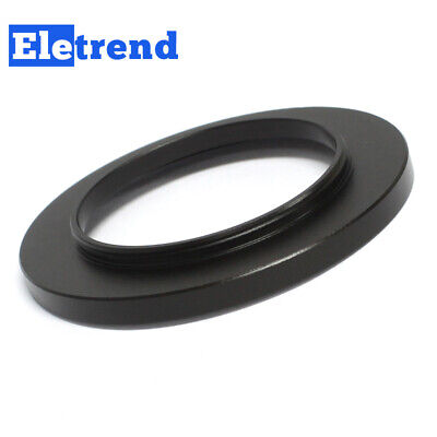 39mm to 52mm 39-52mm Male-Famale Step-Up Lens Filter Hood Cover Ring Adapter