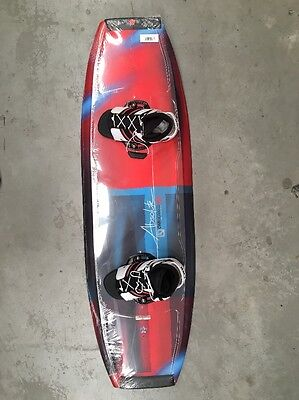CWB Absolute 135cm Wakeboard with Venza Lace Boots Size 9-12 NEW