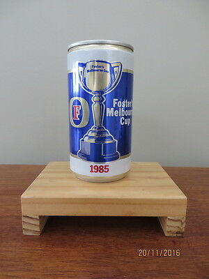 Beer Can - 1985 Fosters Melbourne Cup (empty)