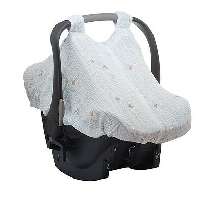 BRAND NEW Bebe Au Lait Premium Muslin Car Seat Cover  - Breastfeeding Specialist