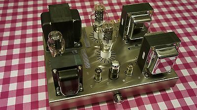 Audio Note Kit One 300B power amp_Silver wired_Blackgate caps_Linn LP12 seller